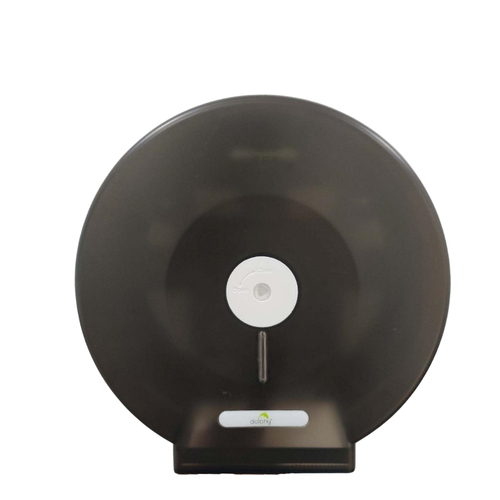 Jumbo Toilet Roll Dispenser - Black